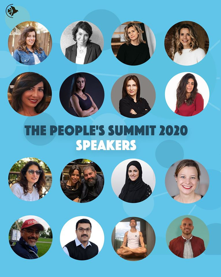 Matthew Hua speaker at The People's summit 2020
